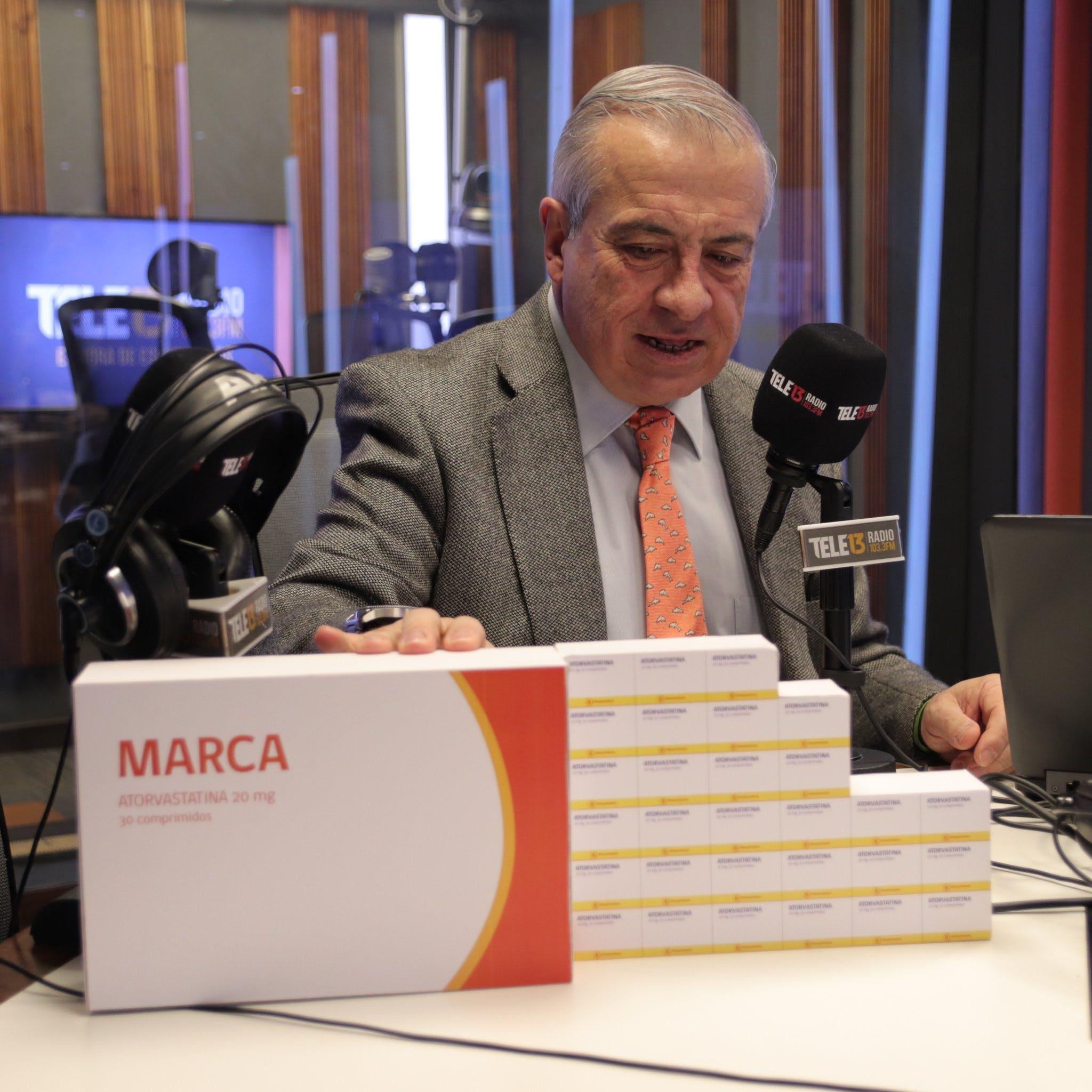 Ministro Mañalich: Esto es revolucionario: el acceso de medicamentos por plataformas digitales será una norma en el futuro