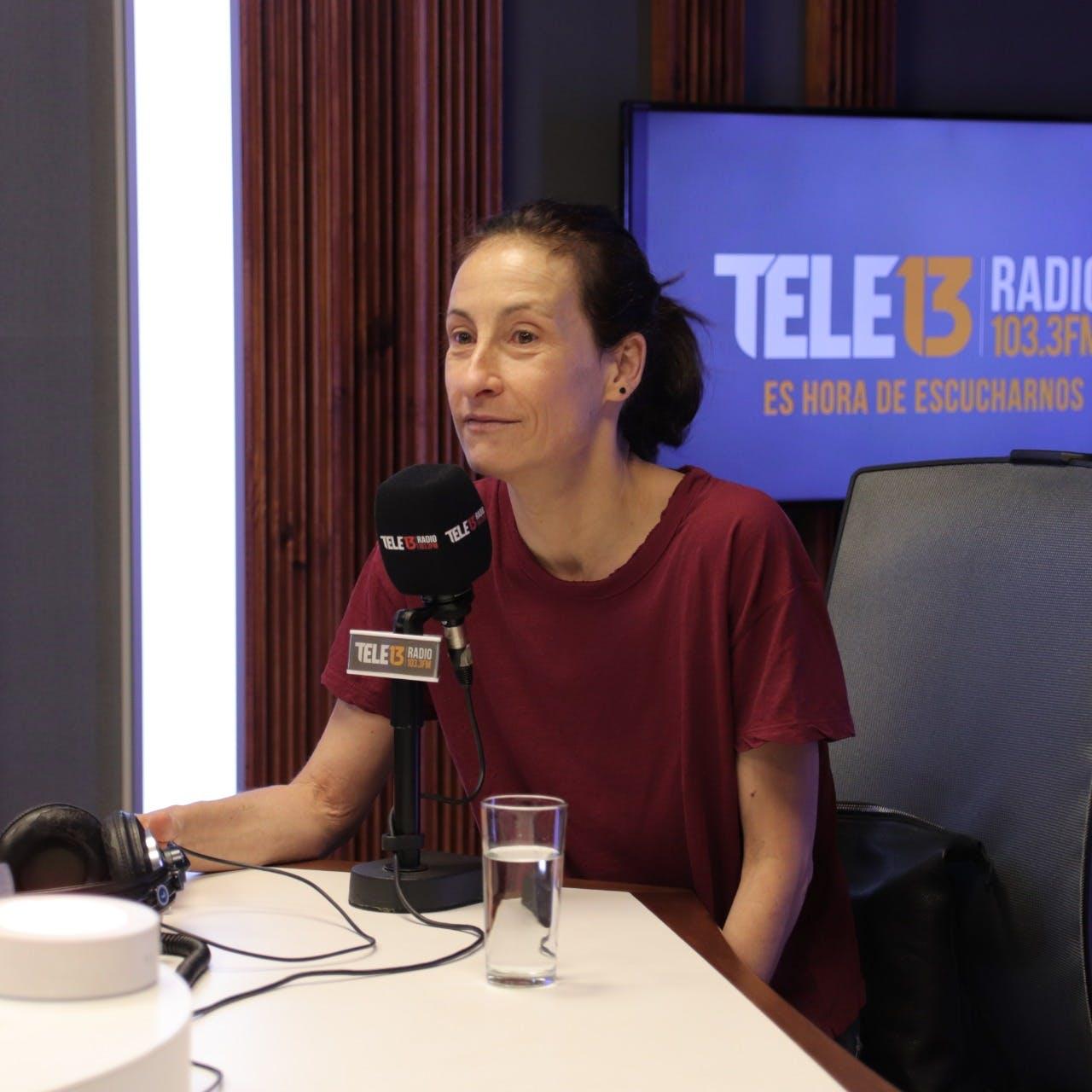 """Amparo Noguera y película """"Pacto de Fuga"""" basada en el escape de reos en Carcel Pública: Estamos hablando de presos políticos preparadas, con alto nivel intelectual. Eso los ayudó para hacer un túnel y huir"""
