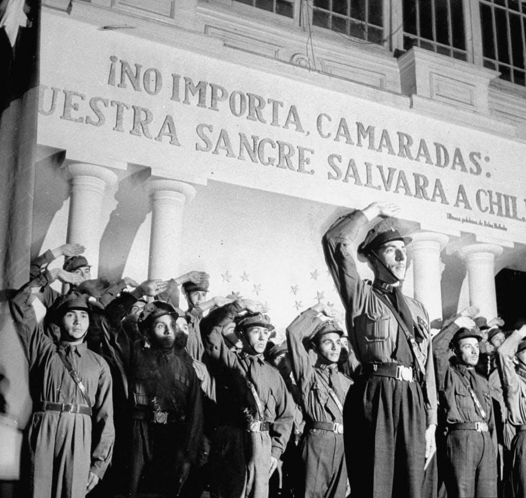 Nazis en Chile  - La Ruta Secreta - Emisor Podcasting