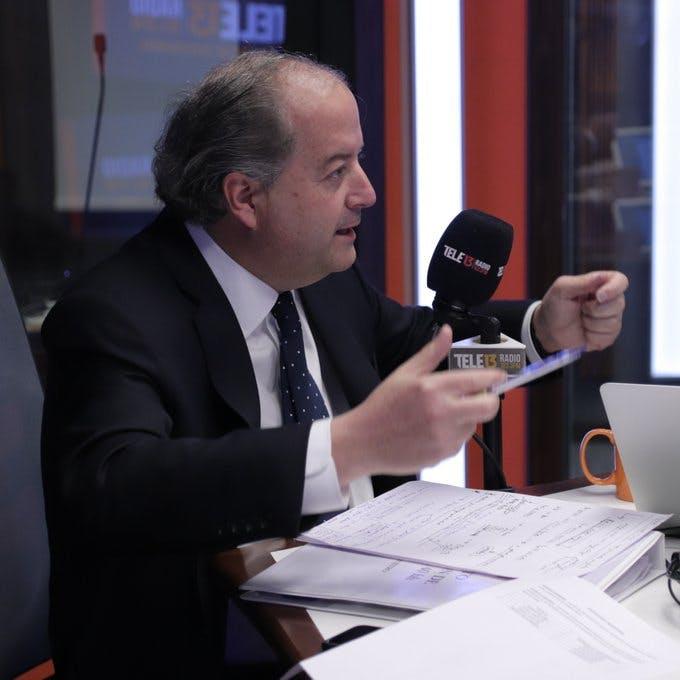 El Ministro Monckeberg también pide perdón - Especial Crisis Social - Emisor Podcasting