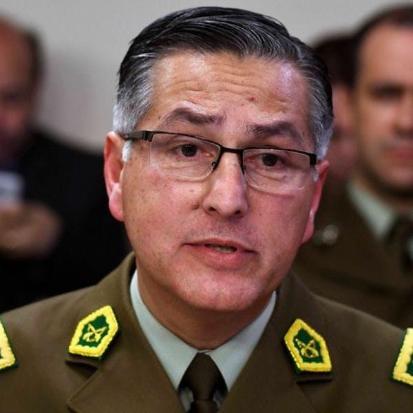 Mario Rozas, General Director de Carabineros: Cuando hemos detectado algún abuso, somos los primeros en condenarlos