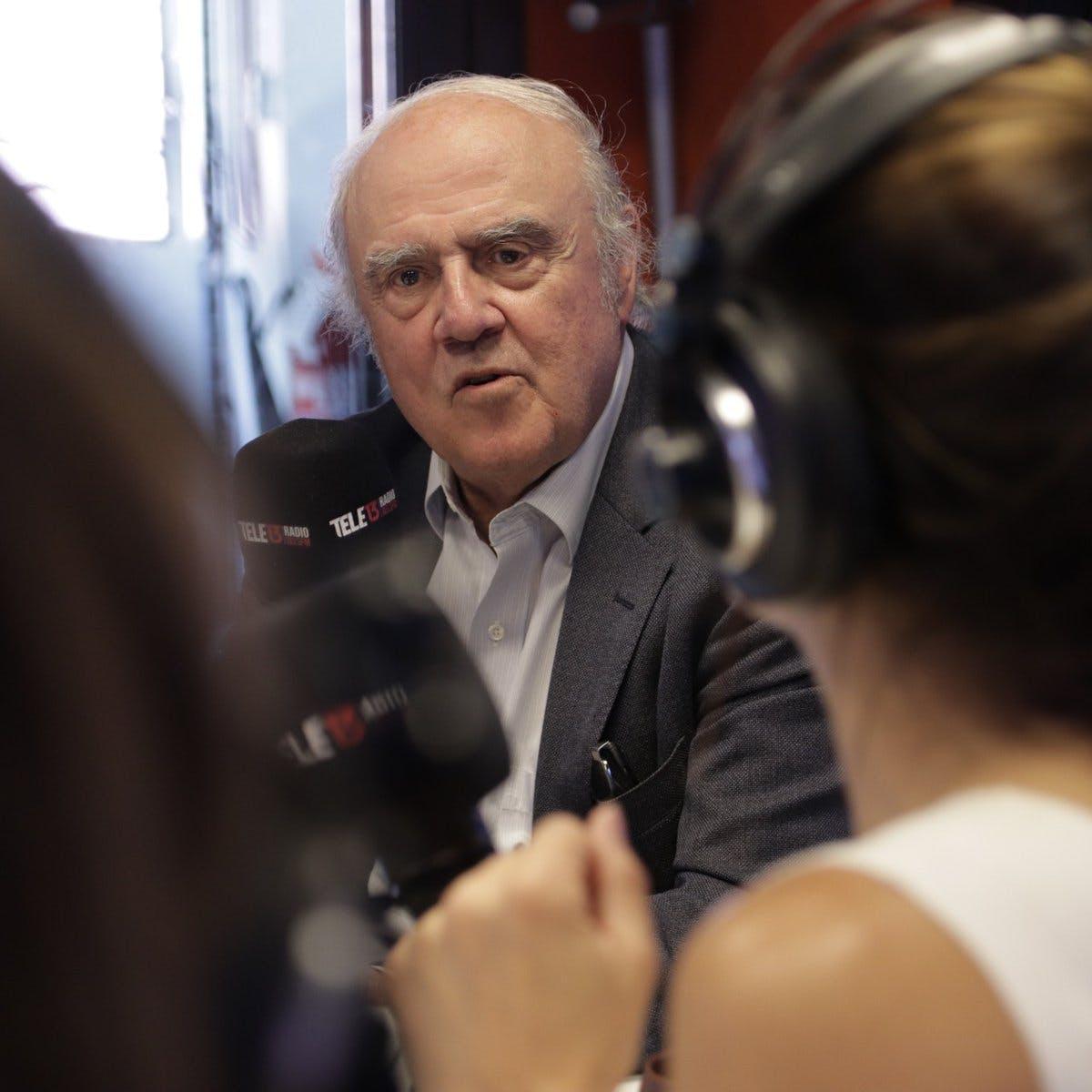 La Crisis según Agustín Squella - Especial Crisis Social - Emisor Podcasting