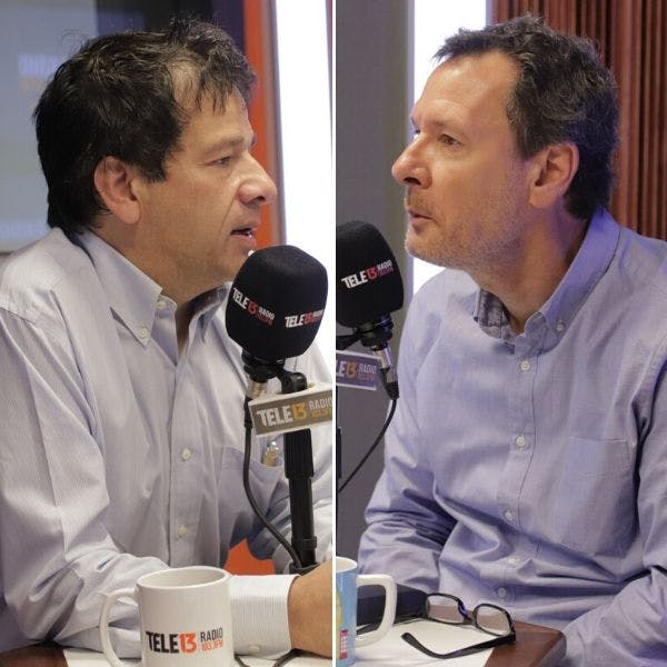 Bergoieng y Micco analizan escenarios económicos en momento clave del estallido social - Podcast - Mesa Central - Entrevista - Emisor Podcasting