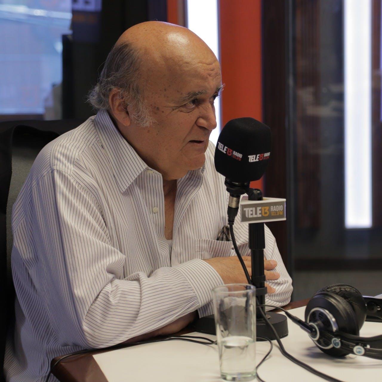 Genaro Arriagada: Chile cada 30 años tiene una macro crísis y un cambio de sistema político. La república de la Concertación terminó y había que enterrarla