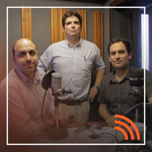 Claudio Alvarado y Domingo Lovera sobre la importancia del proceso constituyente - Podcast - Réplica - Emisor Podcasting