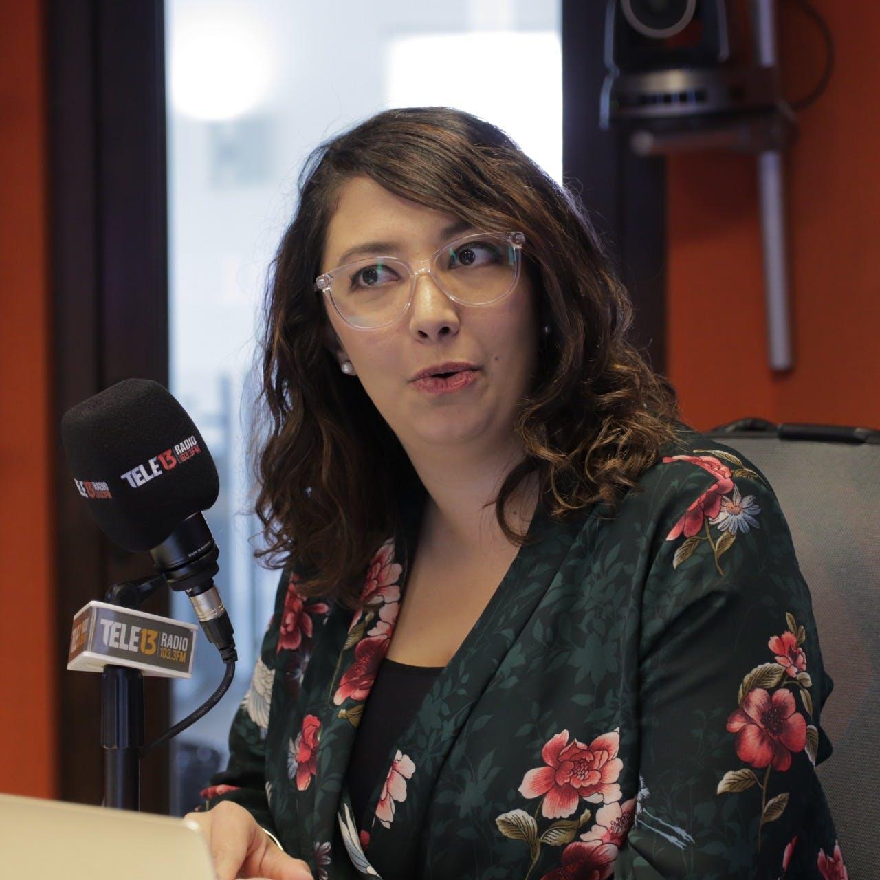 Liliana de Simone: La gente quiere protestar ante el ícono del