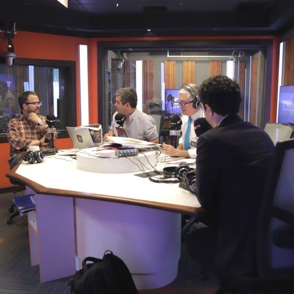 Mujica, Fernández y Bravo conversan sobre ANFP, estallido social y Las Tesis - Podcast - Mesa Central - Columnistas - Emisor Podcasting