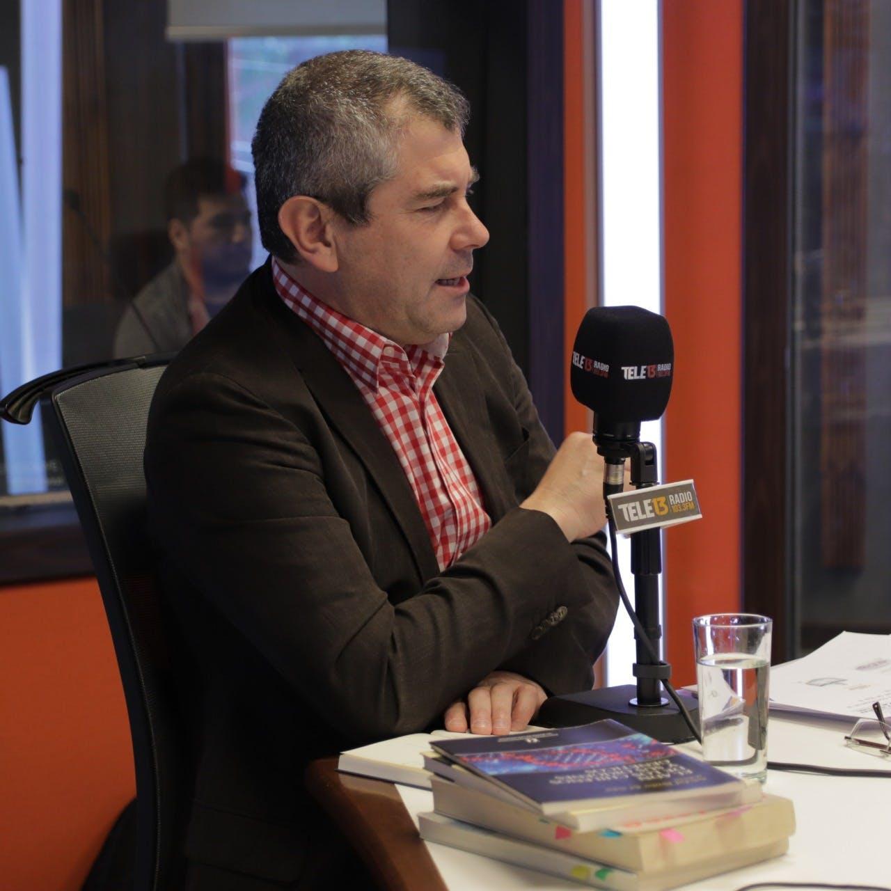 Andrés Jouannet: Tenemos que hacer un reconocimiento cultural de lo que somos, tiene que estar en parlamento