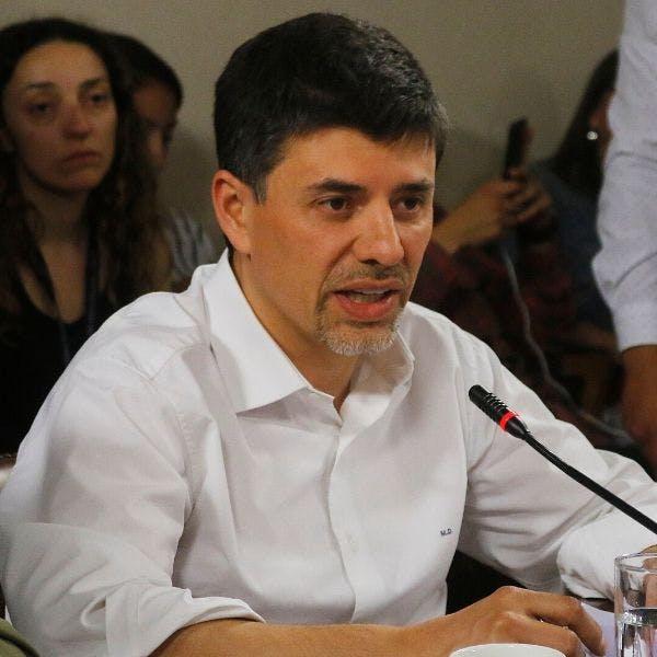 """Marcelo Díaz: Me voy porque el proyecto socialista dejó de ser colectivo"""" - Podcast - Protagonistas - Entrevista FM - Emisor Podcasting"""