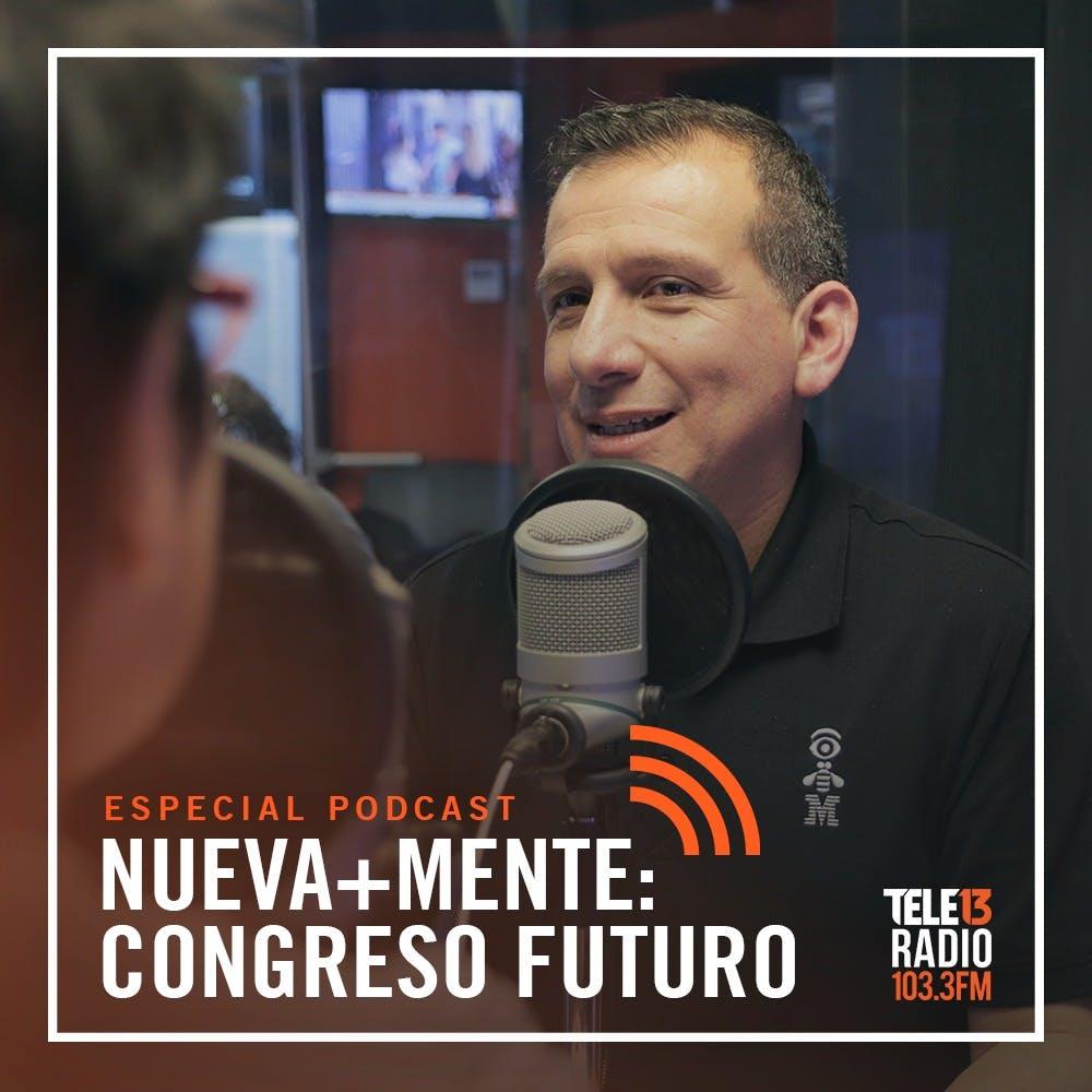 Congreso Futuro: Guillermo Miranda y la tecnología en la educación - Podcast - Nueva+Mente - Emisor Podcasting