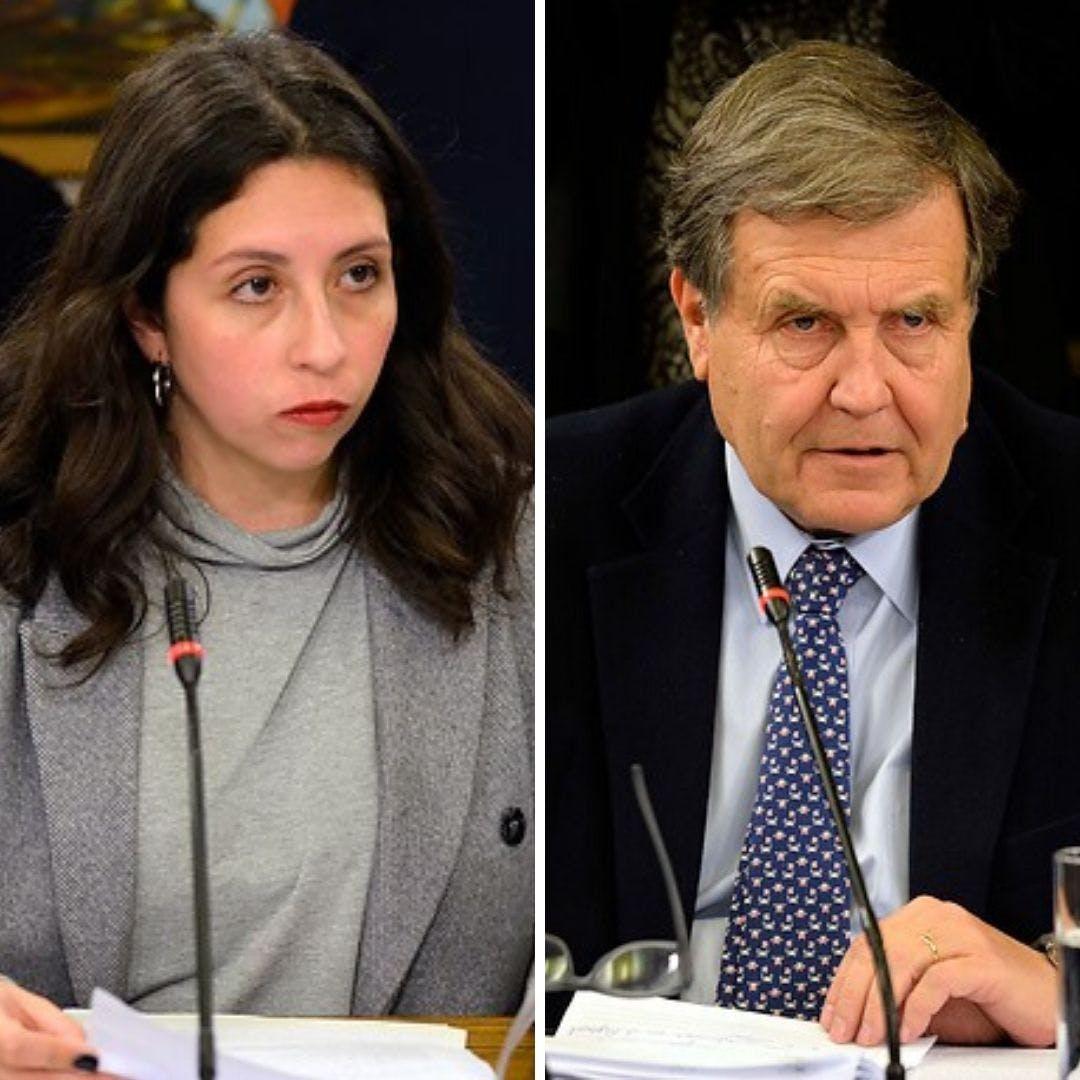 Yeomans y Melero por proyecto que reforma el sistema de pensiones - Emisor Podcasting