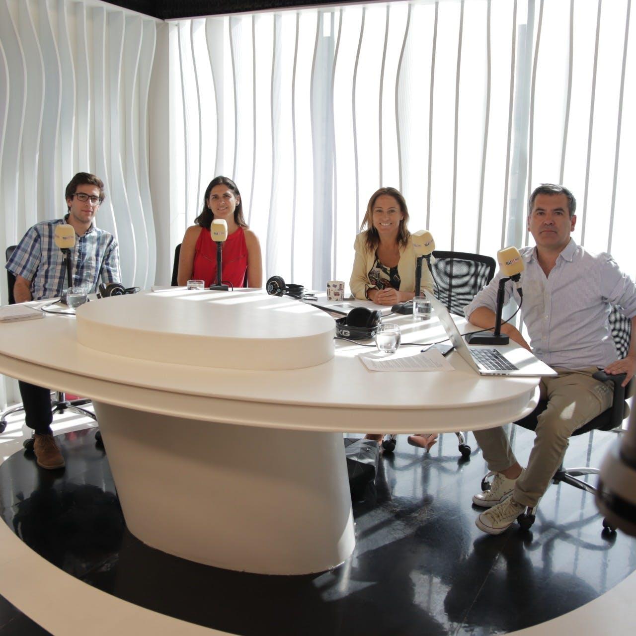 Sylvia Eyzaguirre y Manuel Villaseca por estudio del sistema de admisión escolar - Página 13 - Podcast - Emisor Podcasting