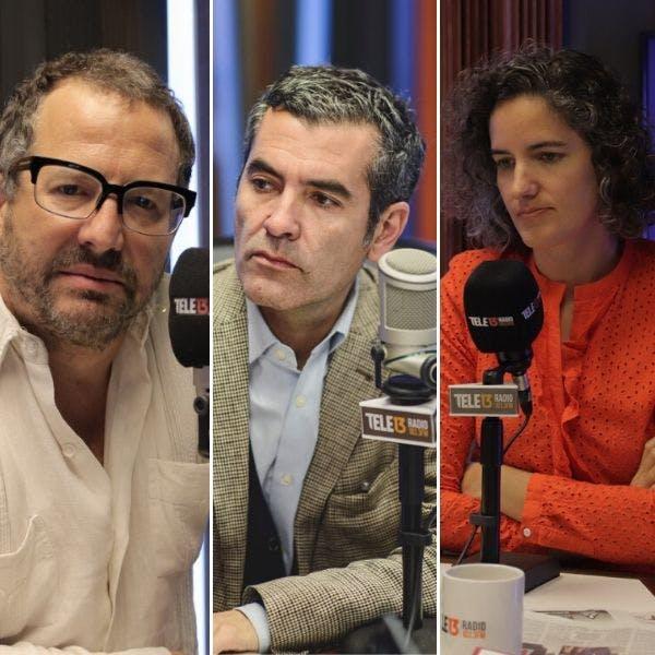 Mujica, Aninat y Fernández abordan el proceso constituyente y la entrevista a Cecilia Morel - Podcast - Mesa Central - Columnistas - Emisor Podcasting