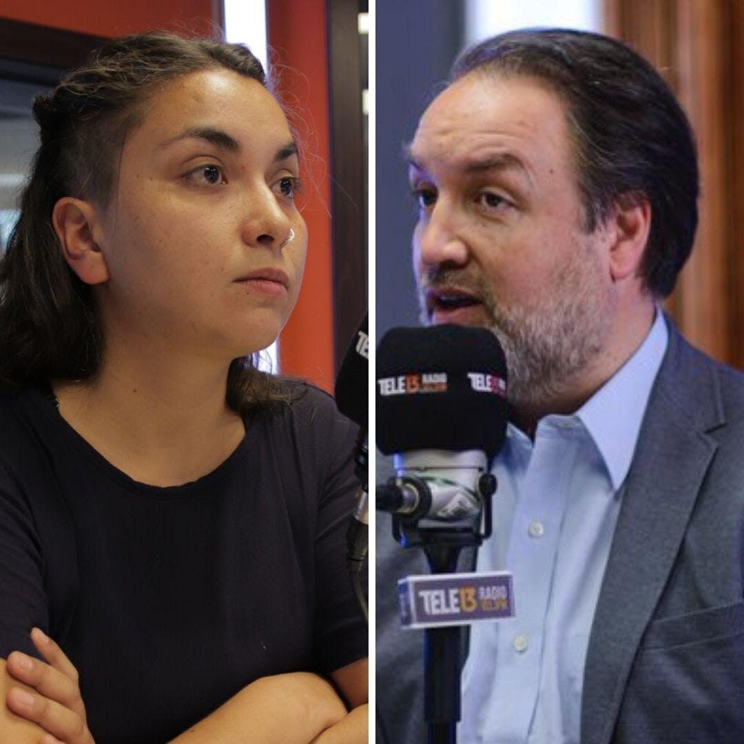 Schönhaut y Müller por 8M y acuerdo proceso constituyente - Podcast - Conexión - Panelistas - Emisor Podcasting