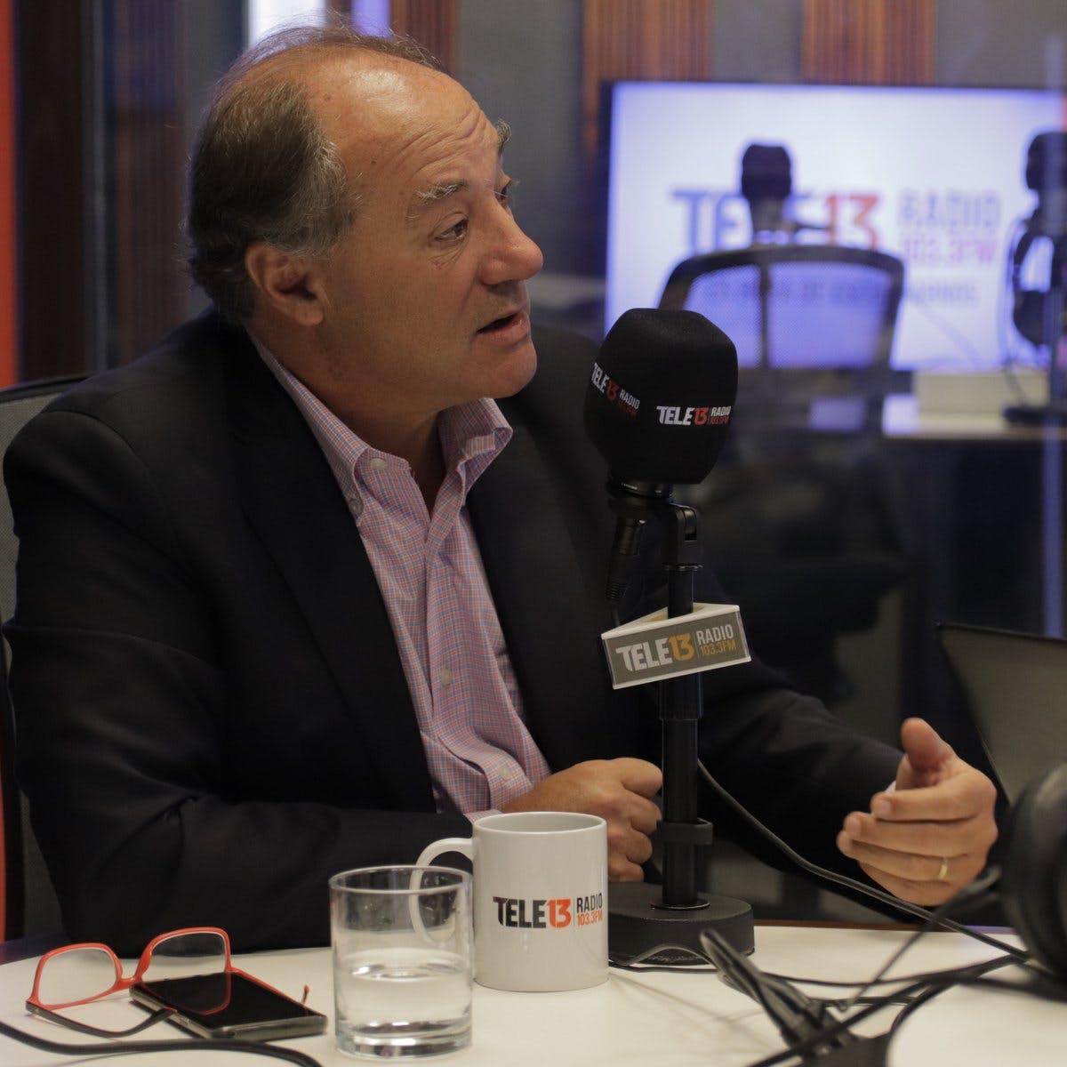 """Juan Sutil: Lo relevante es que todas las empresas busquemos la manera de flexibilizar los horarios y turnos, y permitir el ingreso en bloque"""" - Podcast - Mesa Central - Entrevista - Emisor Podcasting"""