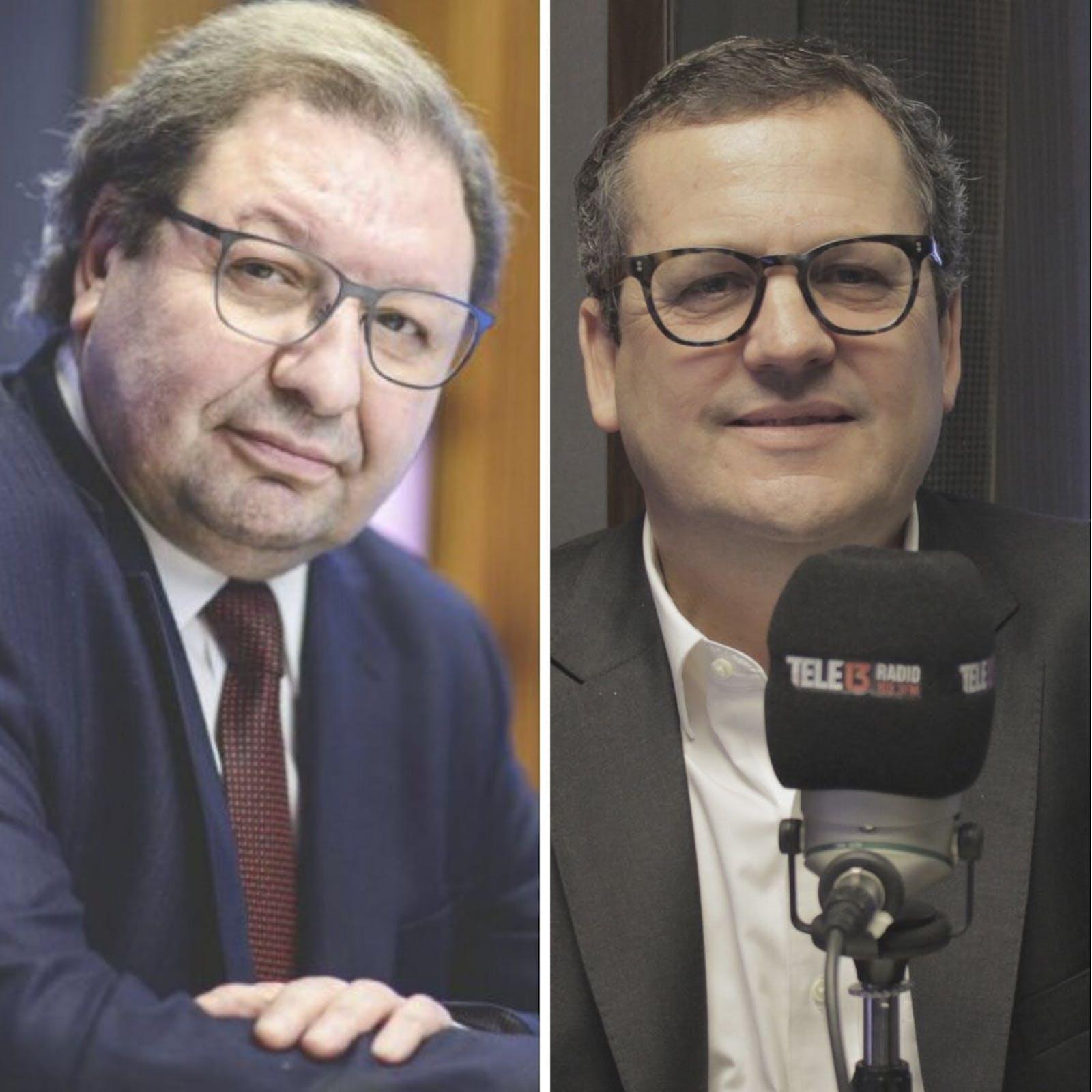 Bofill y Cavallo por desempeño de ministro Mañalich y sistemas económicos tras Coronavirus