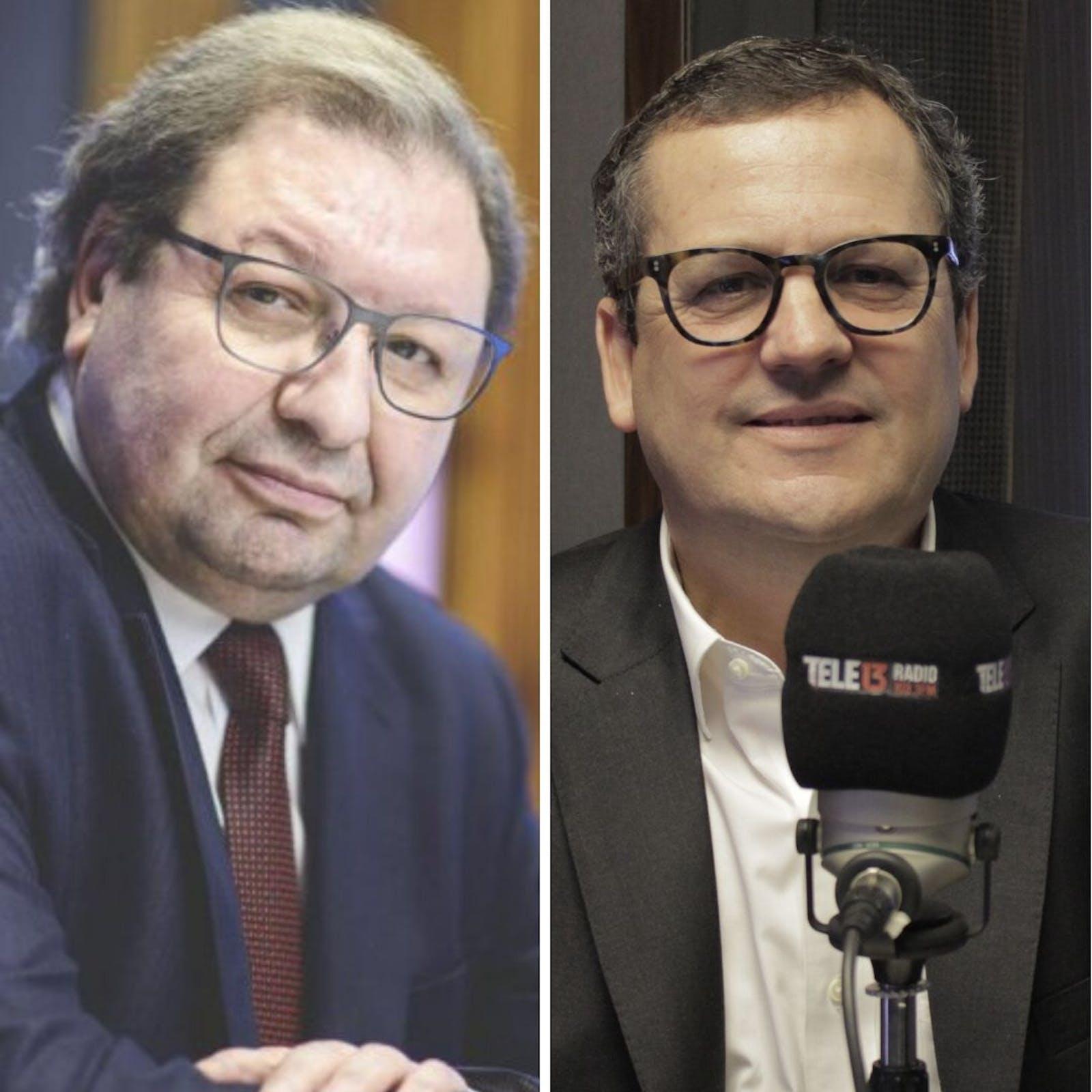 Cavallo y Bofill por muerte de Sergio Onofre y cuestionamientos a las comunicaciones de La Moneda por Covid-19