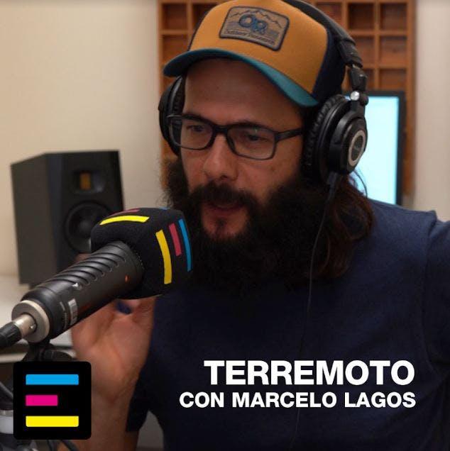Febrero: Terremoto, con Marcelo Lagos - Especial Aniversario - Emisor Podcasting