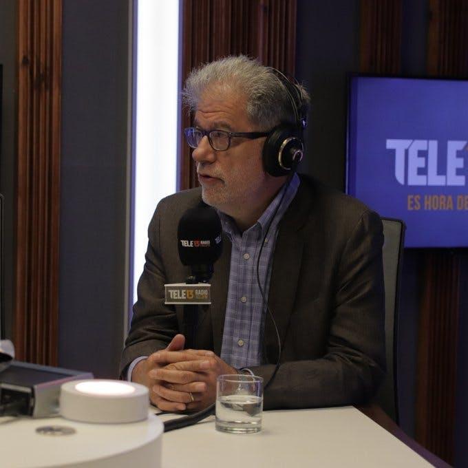 """Eduardo Engel: """"Son 31 mil casos a los que se les perdió la pista en algún momento y que ahora, con una nueva autoridad, se decide mirar los temas pendientes y transparentar"""" - Podcast - Mesa Central - Entrevista - Emisor Podcasting"""