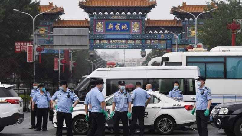 Rebrote de Covid-19 en China: Extremadamente Grave