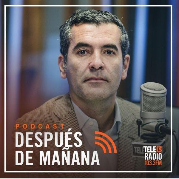Óscar Landerretche y el futuro de la política - Podcast - Después de Mañana - Emisor Podcasting