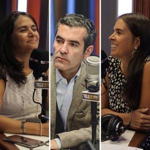 Mujica, Escobar y Arellano por la caída de un 15,3% en el Imacec de mayo y el proyecto de postnatal declarado admisible en el Congreso  - Podcast - Mesa Central - Columnistas - Emisor Podcasting