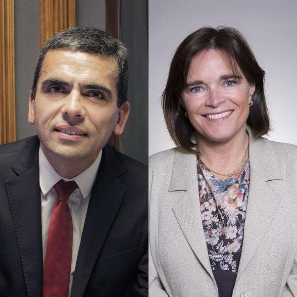 Carlos Gajardo y Cecilia Cifuentes por el Caso Ámbar y el impuesto a los súper ricos
