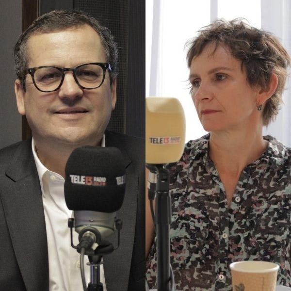 Bofill y Tohá por impuesto a los súper ricos y preparativos del plebiscito - Emisor Podcasting