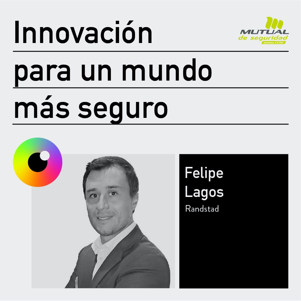 Felipe Lagos, Director de ventas de Randstad - Emisor Podcasting
