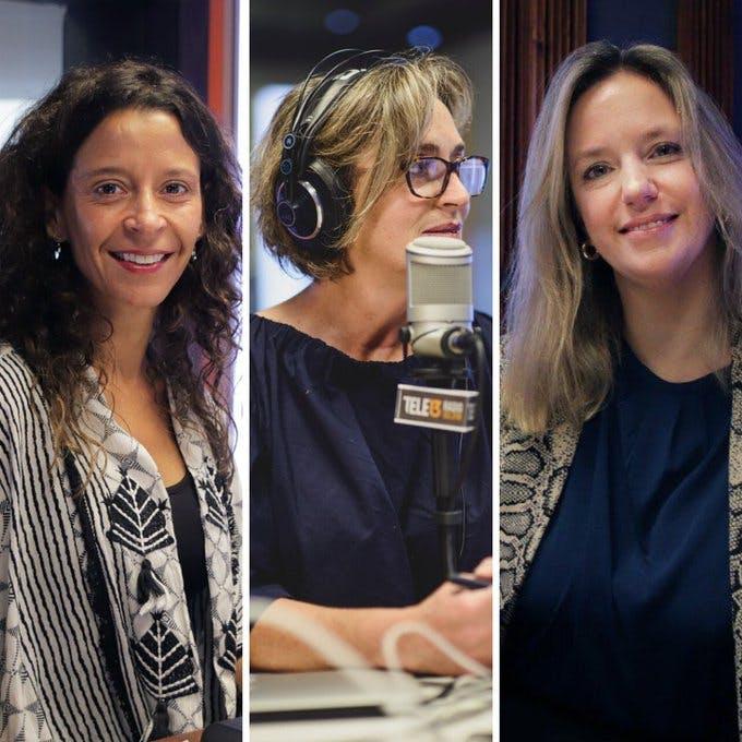 Detalles de la negociación de los camioneros; alerta en el rubro de jardines infantiles particulares; transparencia en el uso de tecnologías para campañas políticas - Podcast - Mesa Central - RatPack - Emisor Podcasting
