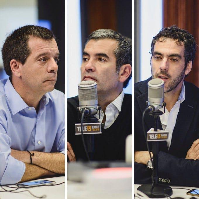 Covarrubias, Navarrete y Mujica por las tendencias electorales de las coaliciones en el marco de las futuras elecciones presidenciales - Podcast - Mesa Central - Columnistas - Emisor Podcasting