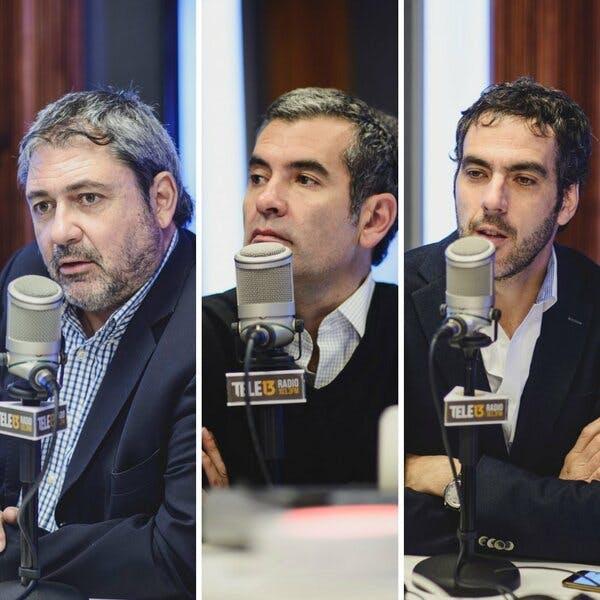 Covarrubias, Joignant y Mujica por eventual acusación constitucional a ministro Briones y polarización en la Cámara de Diputados - Emisor Podcasting