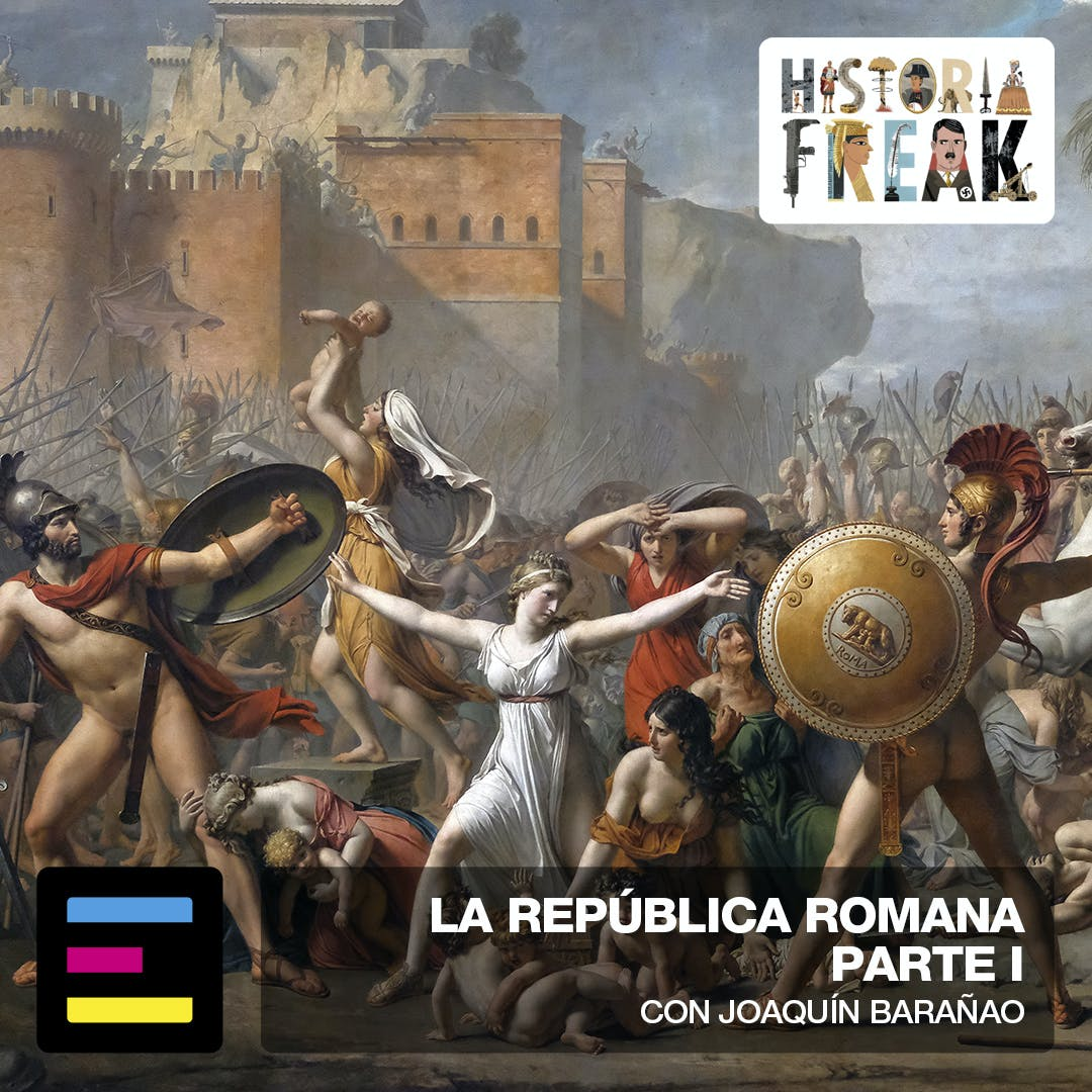 La República Romana, Parte I - Emisor Podcasting