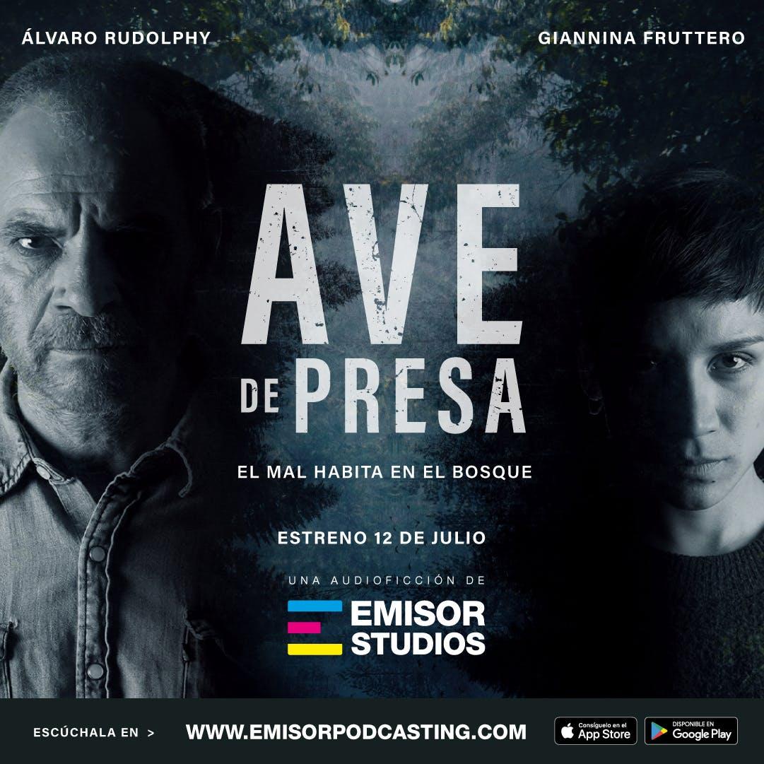 Ave de Presa: Trailer - Emisor Podcasting