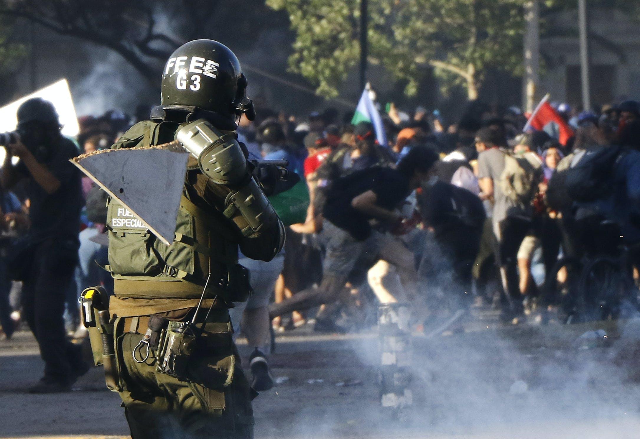 Estado de Emergencia en la Prensa Internacional (Inglés)