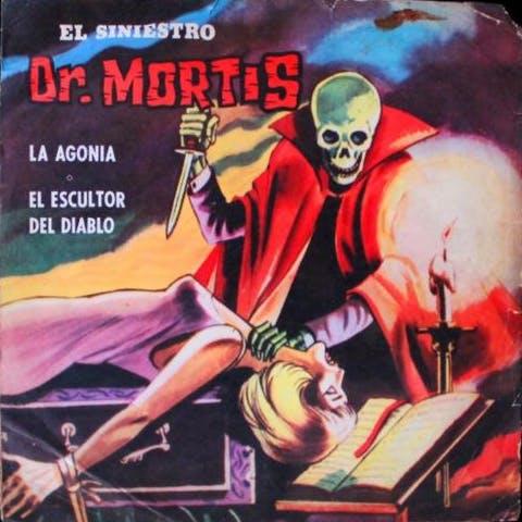 El Siniestro Dr. Mortis: El Escultor del Diablo