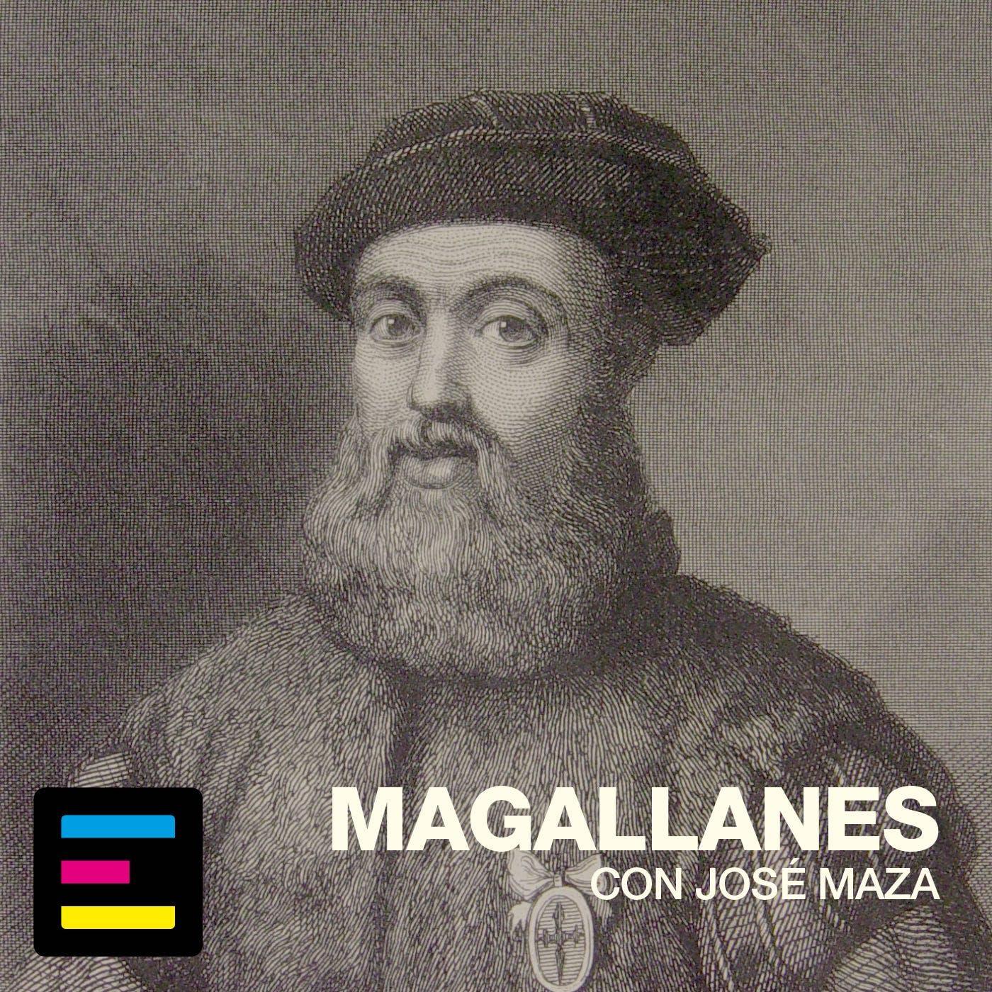 Magallanes, una Historia por José Maza