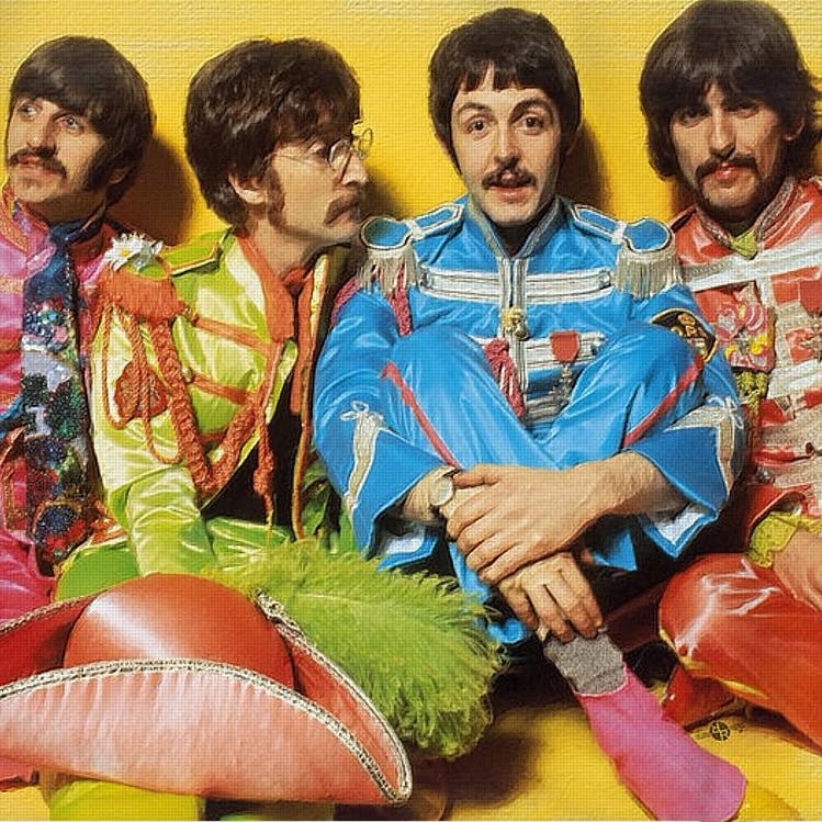 El Cumpleaños de Sgt. Pepper