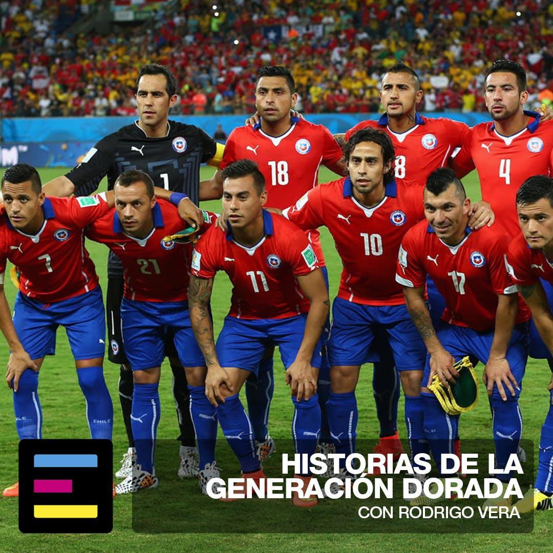Historias de la Generación Dorada, con Rodrigo Vera